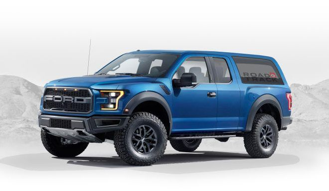 2019 Ford Bronco Raptor Release Date The Other Suv Car Is