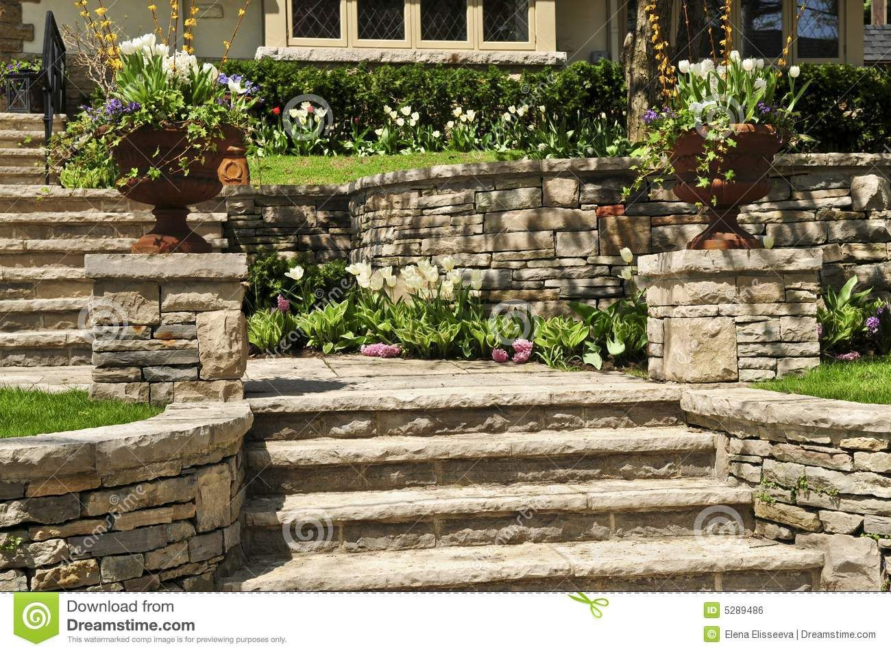 Natural Stone Landscaping Stone Landscaping