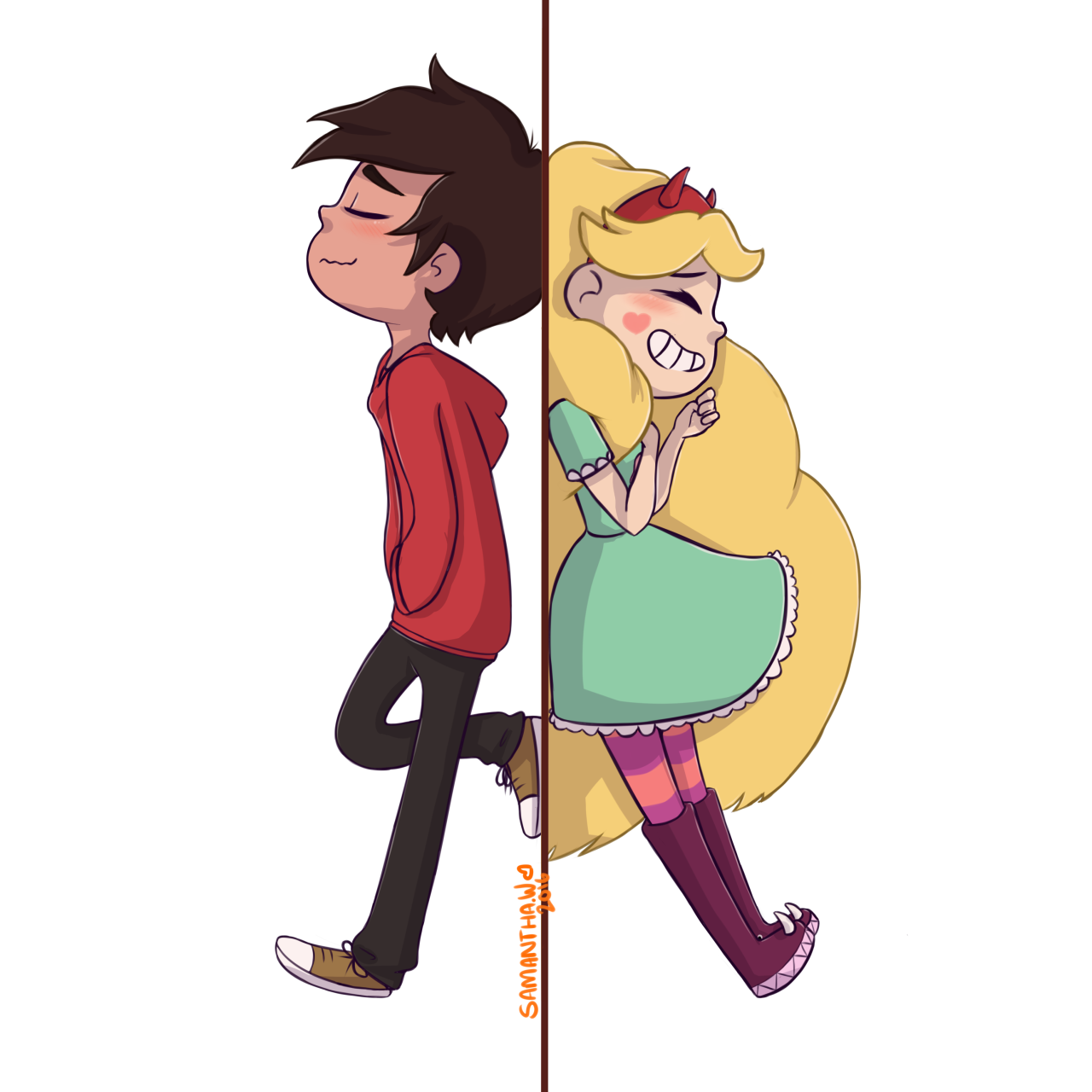 Starco Tumblr Star Vs The Forces Star Vs The Forces Of Evil Starco