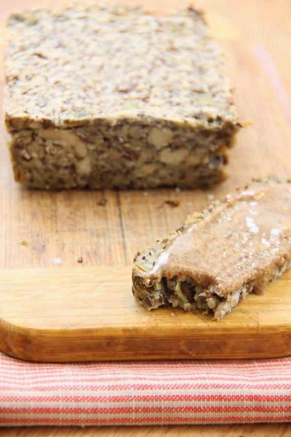 Kuchnia W Wersji Light Chleb Bez Maki Z Ziarnami Bread Food Desserts
