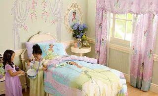 Modern interior furniture design: Disney Princess and The Frog Girls ...