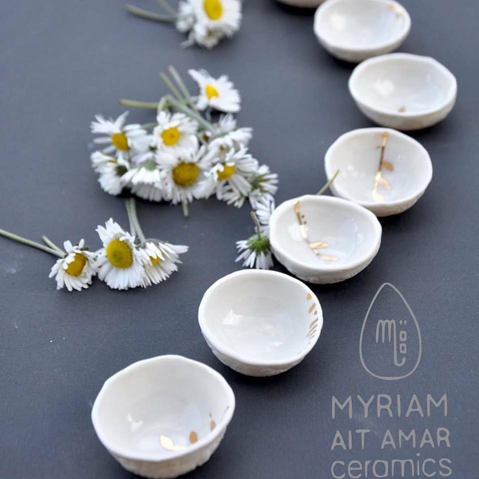 Pin by Marie Roura on Myriam Aït Amar ceramics   Instagram