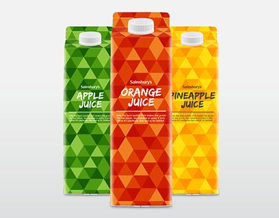 Sainsbury's Rebrand Concept