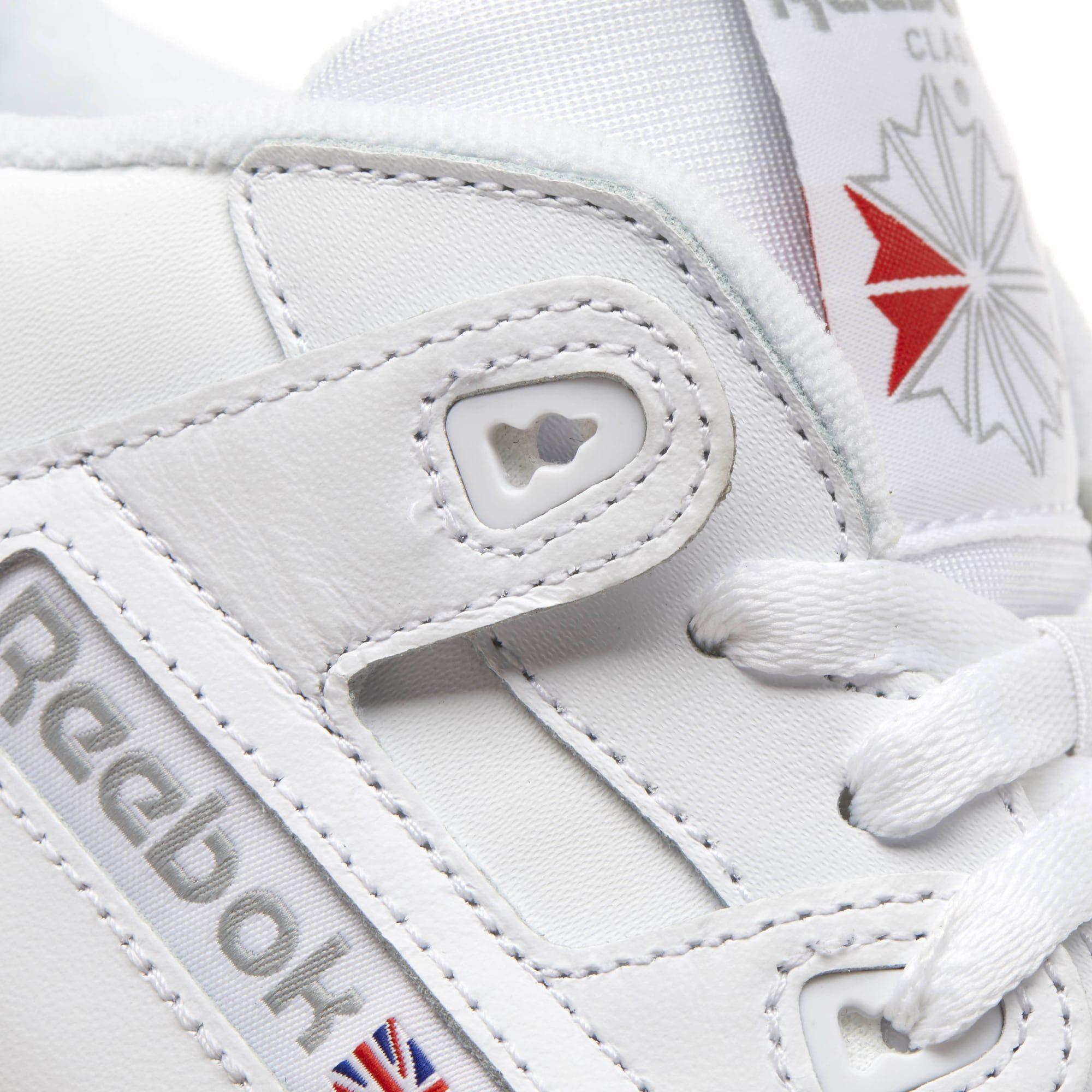 Reebok Classic Sneaker 'WORKOUT PLUS' in weiß 13