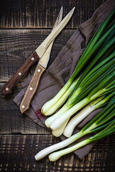 Spring onion by Ivan Dzyuba on 500px