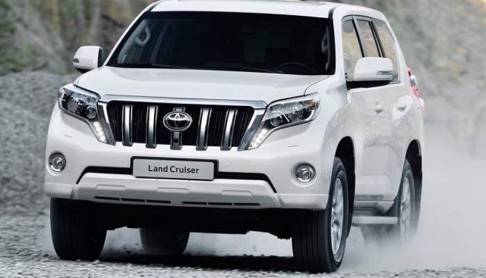 2017 Toyota Land Cruiser Prado Price Redesign Release Date Toyota Land Cruiser Toyota Land Cruiser Prado Land Cruiser