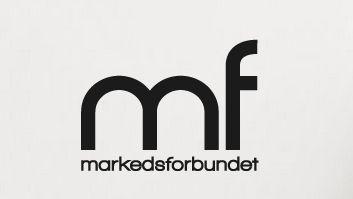 Logo for Markedsforbundet.