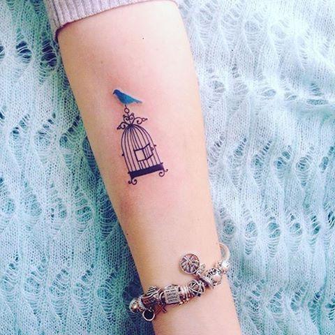 "128 Likes, 4 Comments - @marcadonapele on Instagram: ""Por: @pissaro_tattoo #tatuagem #tattoo #ink #marcadonapele"""