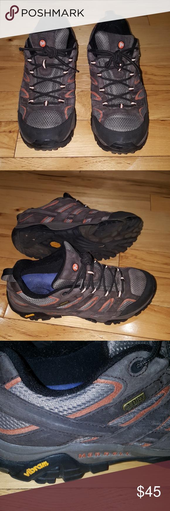 world-wide free shipping favorable price choose latest Merrell men's shoes size 11 Merrell dry Merrell Vibram men's ...