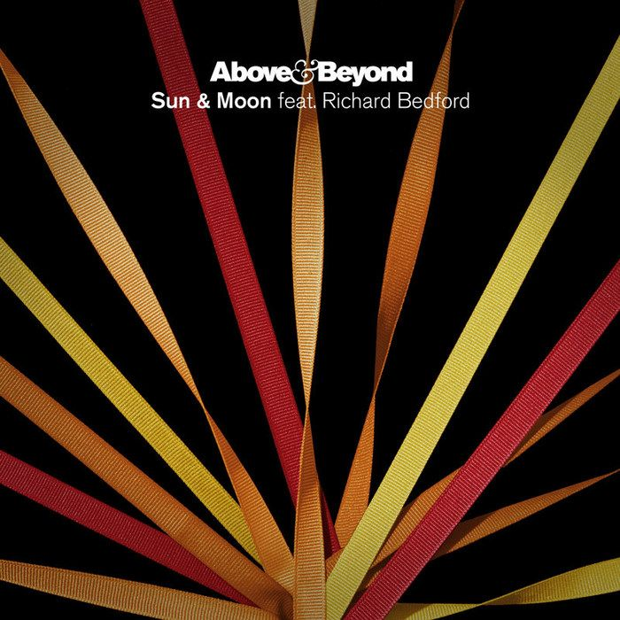 Above & Beyond, Richard Bedford – Sun & Moon (single cover art)