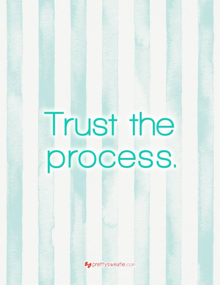 Getting fit in a healthy, sustainable way takes time. Whatever you do, trust the process. Don't give up. You WILL get results! <3 #BFBchallenge #fitness #exercise #motivation #inspiration