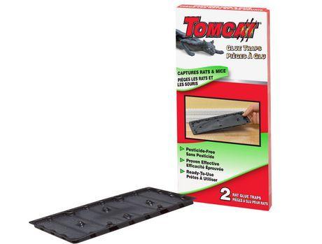 Iams Tomcat Rat Glue Trap Glue Traps Rats Traps