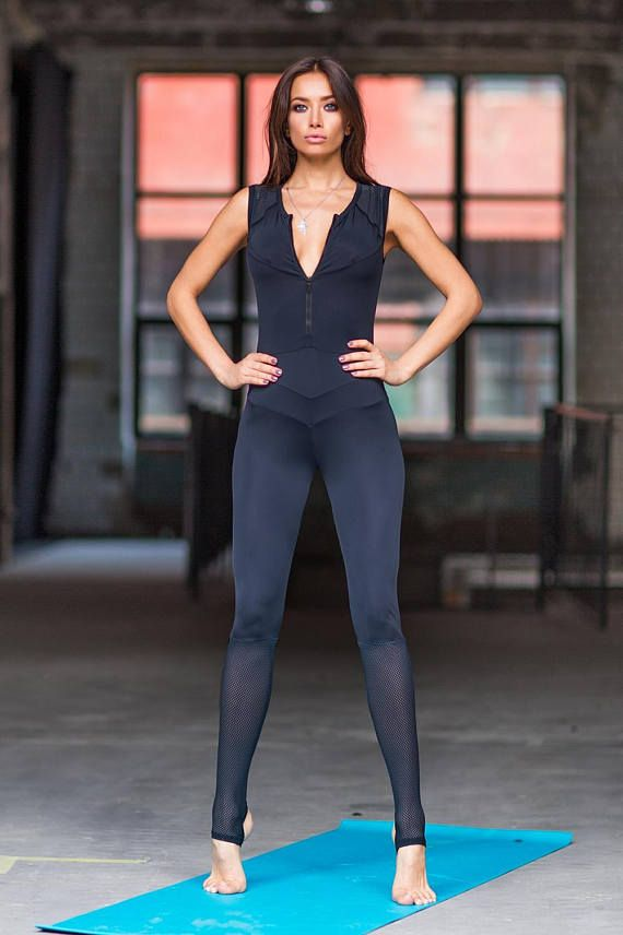 c963807748ce Yoga jumpsuit