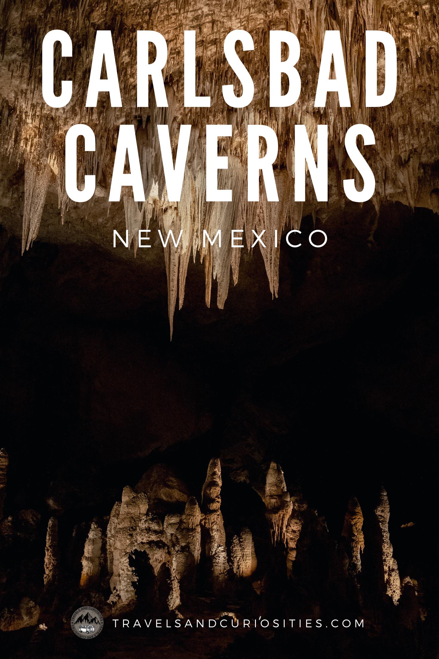 Exploring Carlsbad Caverns National Park