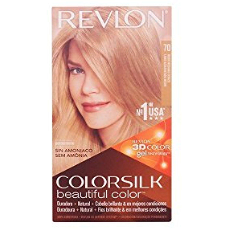 Revlon Colorsilk Haircolor Medium Ash Blonde