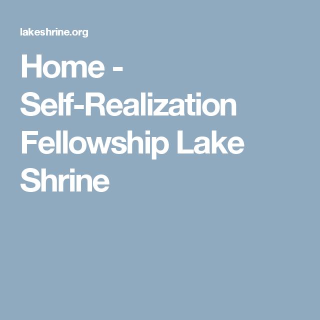 Home Self Realization Fellowship Lake Shrine Self Shrine