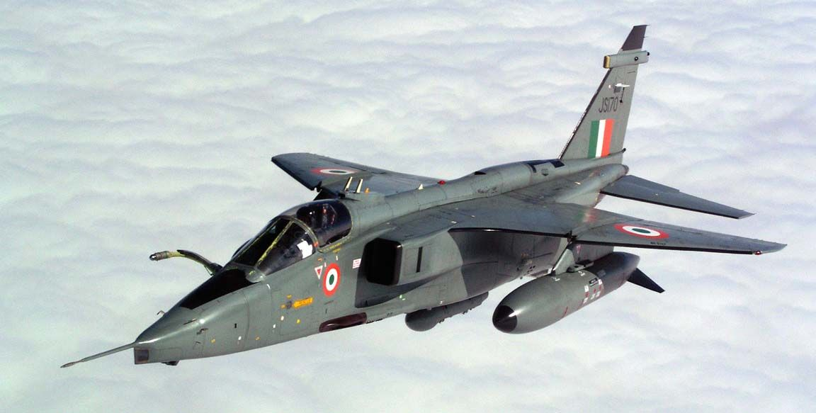 Sepecat Jaguar An Anglo French Jet Attack Aircraft First Flight 1968 Indian Air Force Fighter Aircraft Fighter Jets Fighter Planes