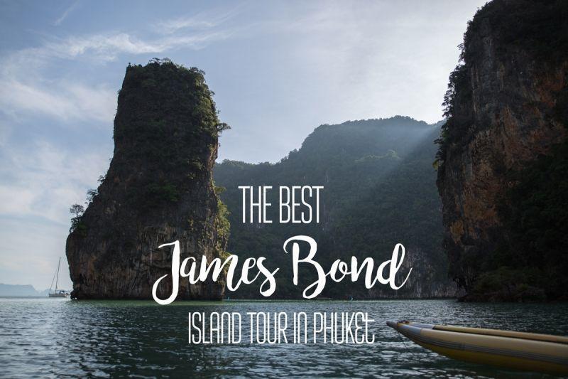 The Best James Bond Island And Sea Kayaking Tour In Phuket