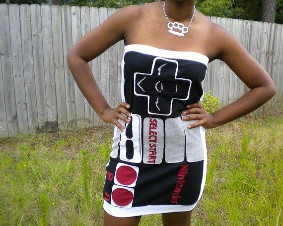 Controller dress