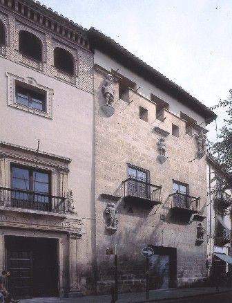 Museo Casa De Los Tiros Museo Museos Museos De España Tiro