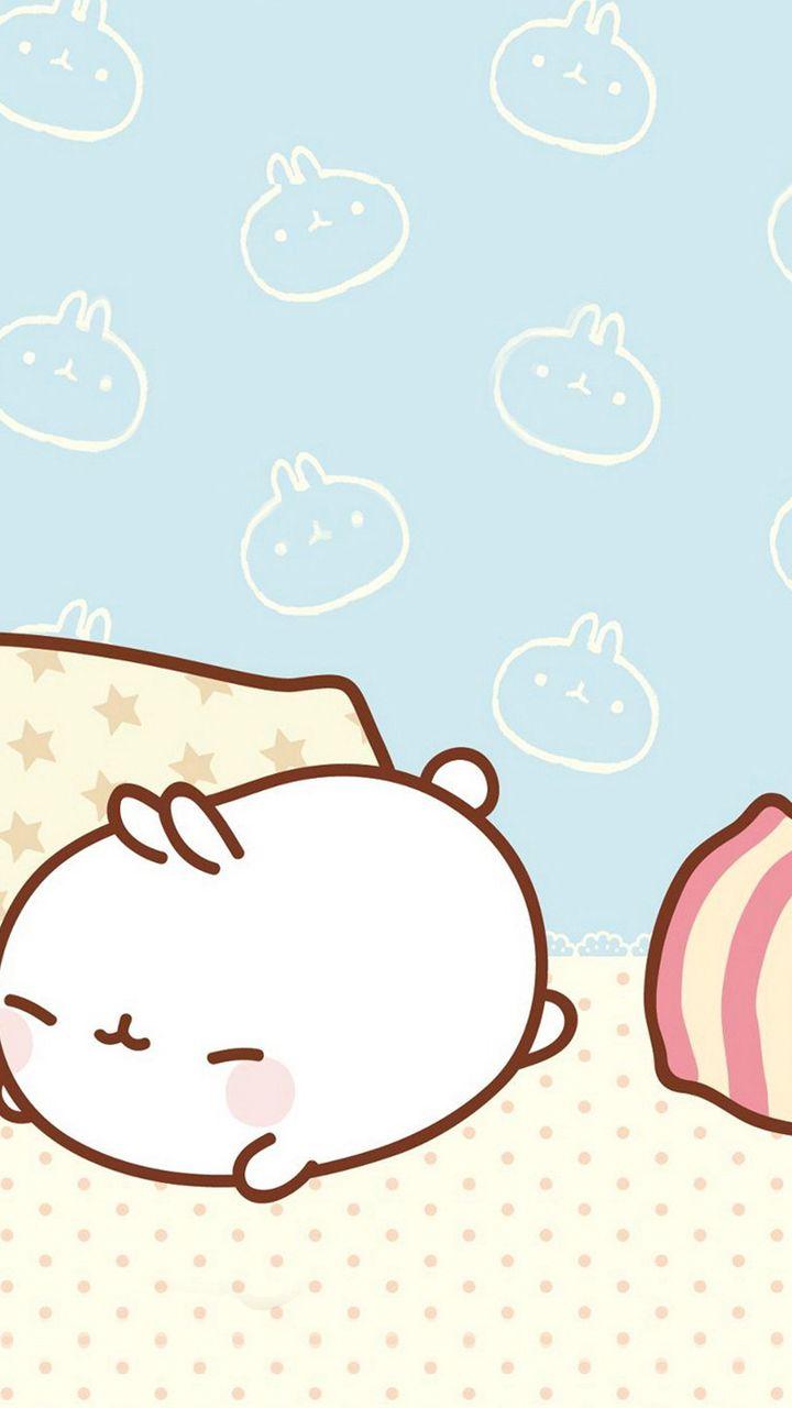 Kawaii iphone wallpaper tumblr -  Molang Soo Kawaii Download More Super Cute Iphone Wallpapers At