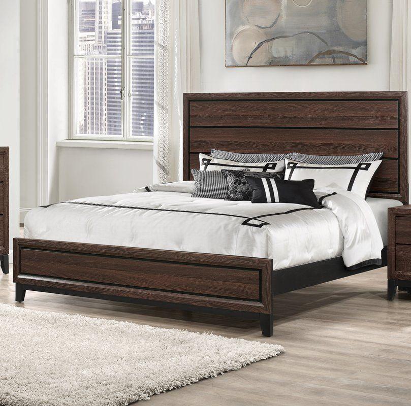 Jerold Standard Bed Furniture, Bed, Decor