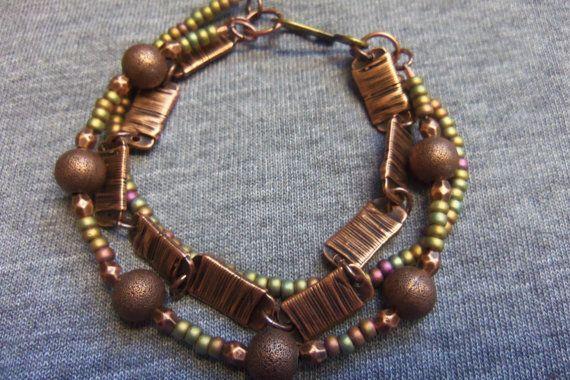 Triple Strand Bracelet $10