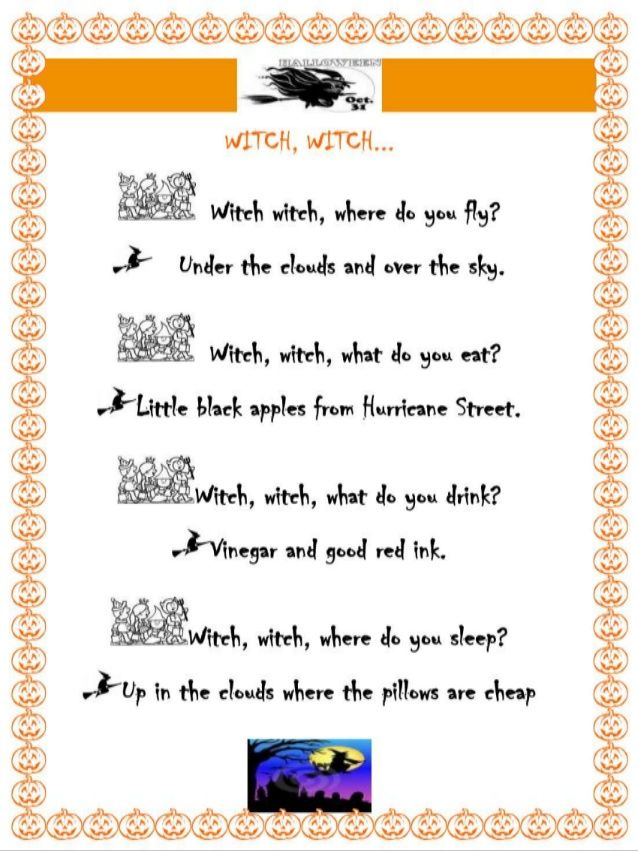 short 10 line halloween poems for all - Good Halloween Poems