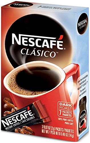 Nescafe Clasico Coffee Sticks 7 Count Pack Of 12 Click Image