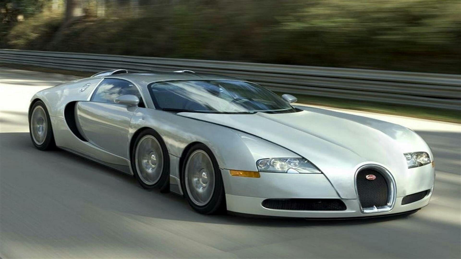 Bugatti Extraveiron