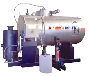 Smoke Tube Package Steam Boiler Steam Boiler Boiler Steam