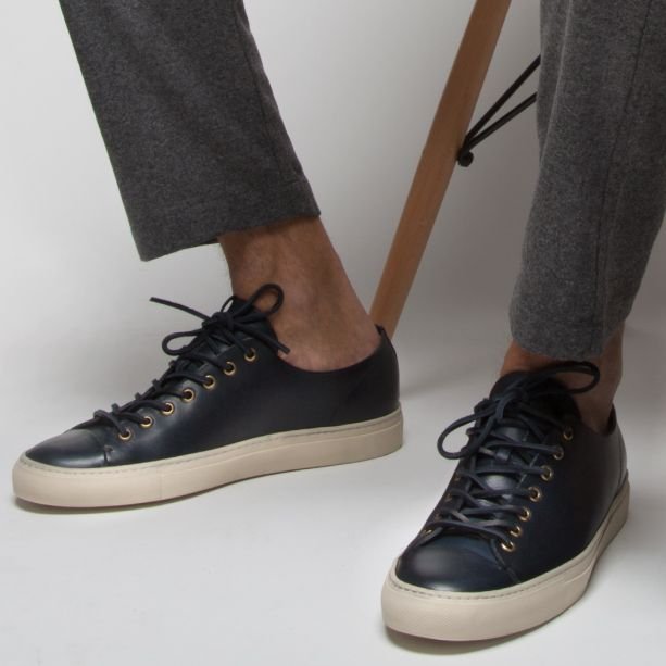 Classic sneakers · YMC-AW15-Mismo-Buttero-Tanino-Navy.jpg (613×