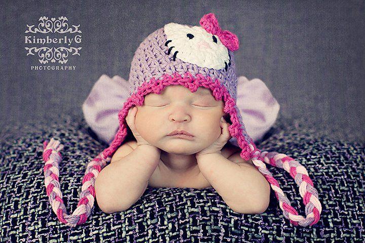 newborn best hello kitty hat
