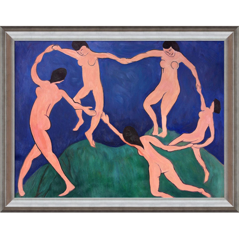 Henri Matisse \'La Danse\' Hand Painted Framed Art | ART 2 | Pinterest ...