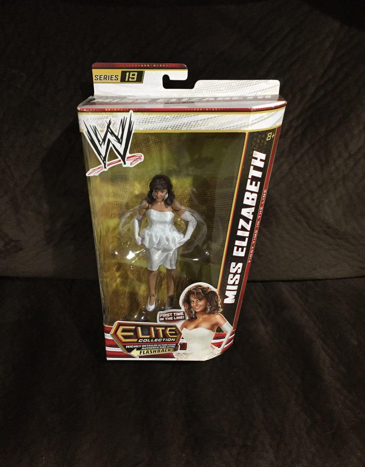 Cool item WWEWWF WRESTLING FIGURE Miss Elizabeth Stuff to buy