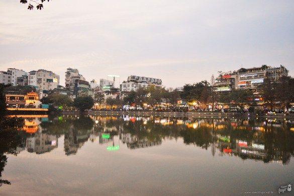 O que fazer em Hanói, a capital caótica do Vietnã