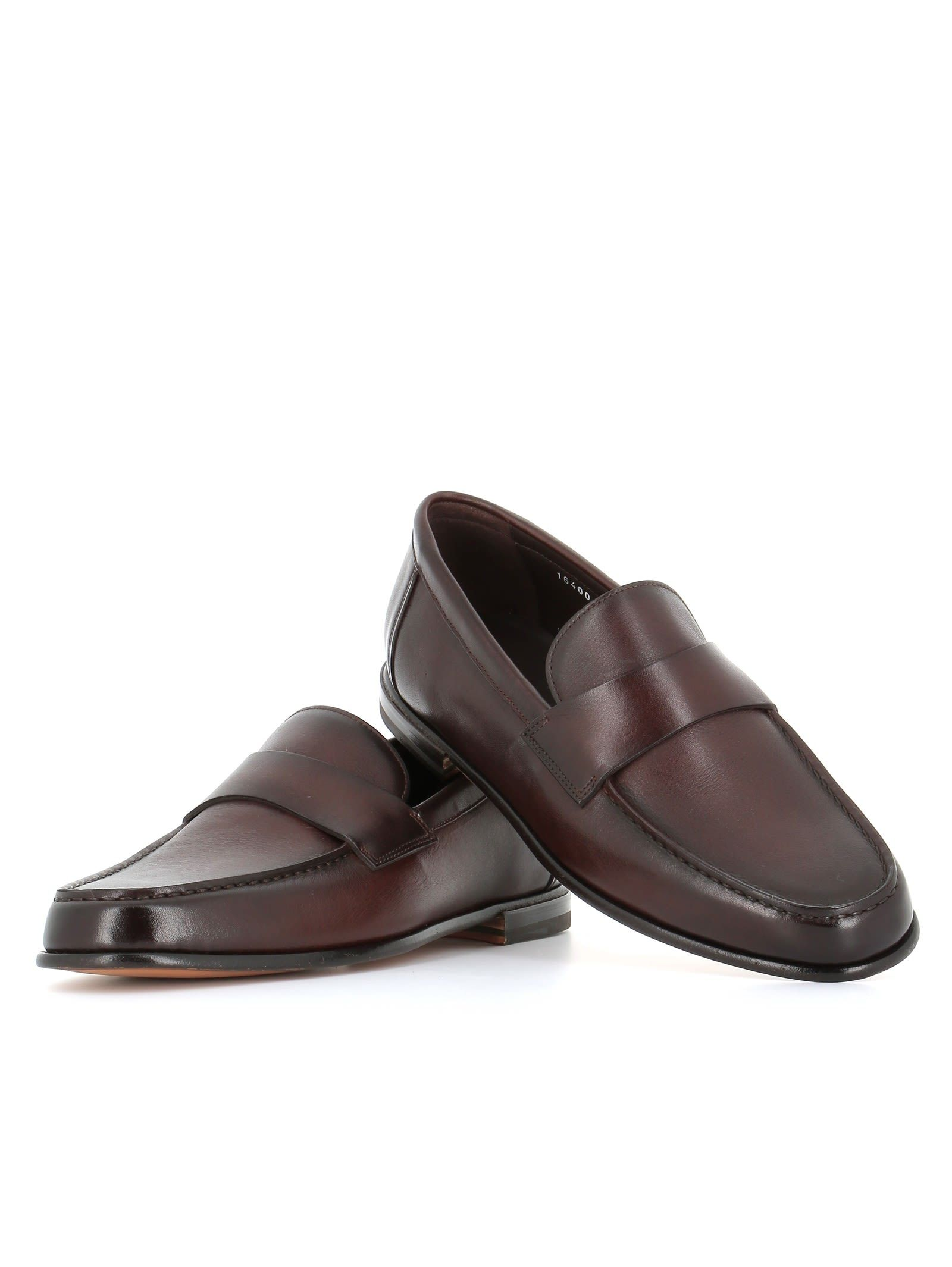 4c75142cc5 SANTONI LOAFERS. #santoni #shoes Leather Loafers, Loafers Men, Soft Leather,