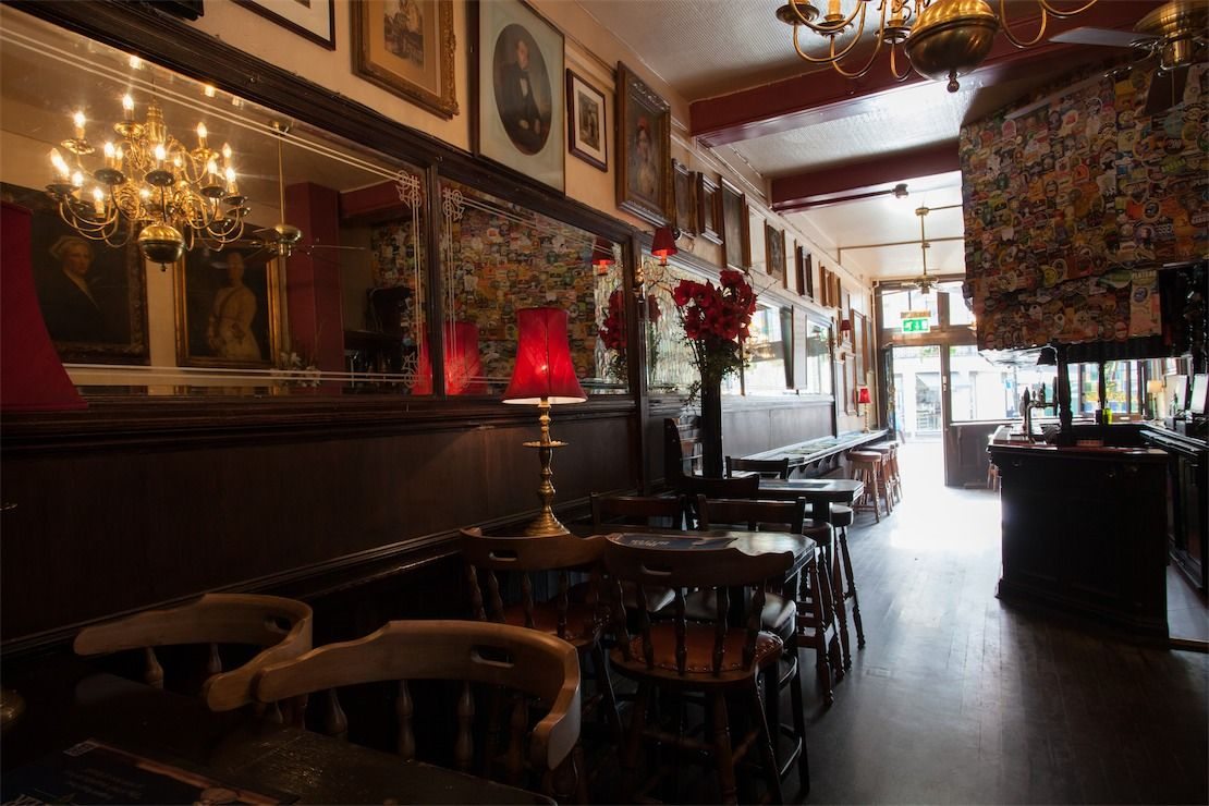 The Harp, Covent Garden (With images) London restaurants