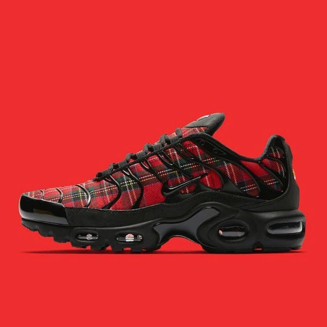 """WMNS #Nike Air Max Plus """"Tartan"""