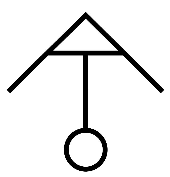Astronomical Symbol For Uranus Moon Ariel Words Vibrations