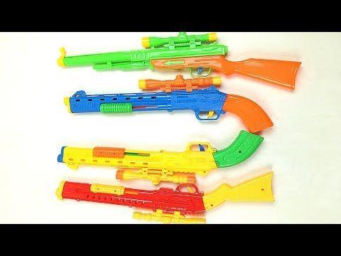 China Fake Nerf Gun Toy for Kids 4 Nerf Guns for Kids Toy Gun Realistic.