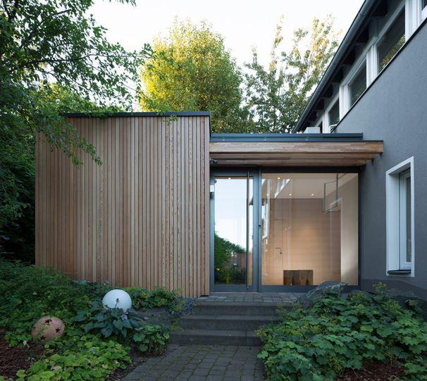 Häuserfassaden Modern modern haus fassade by sisaform d e s i g n exteriour