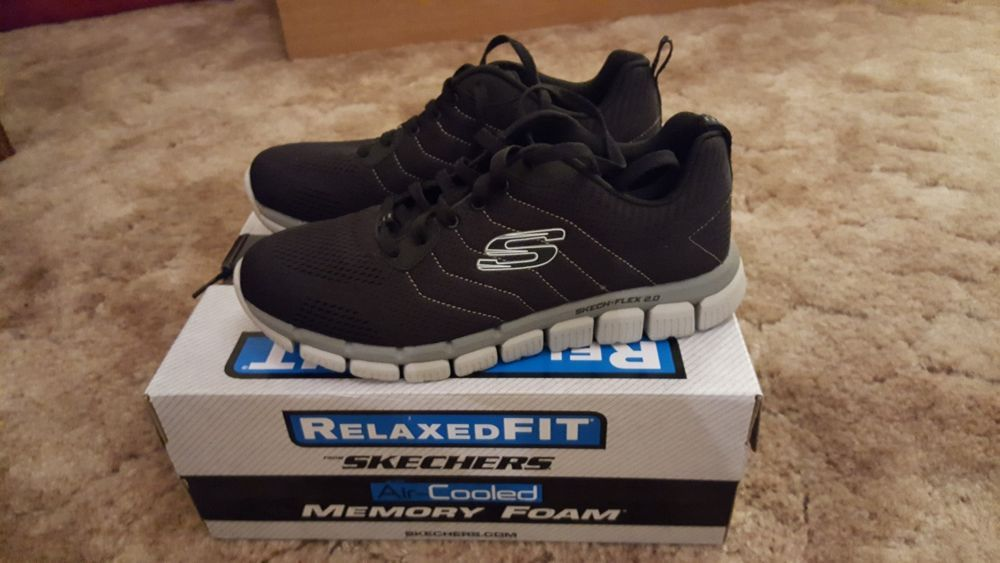skechers relaxed fit air cooled memory foam boots