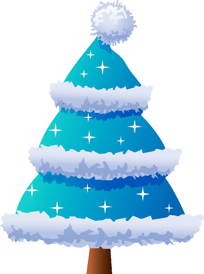 Arboles De Navidad En Color Azul Wall Christmas Tree Christmas Applique Blue Christmas Tree