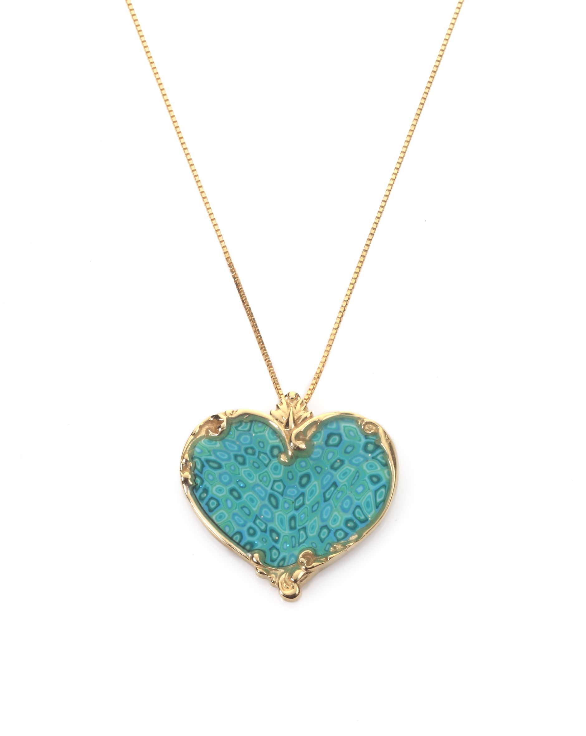 Sure to add a little love to any outfit this adina plastelina sure to add a little love to any outfit this adina plastelina necklace comes in aloadofball Image collections