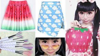 97839b3f41 ... traditional Chinese clothes hanfu. Yumi King - YouTube