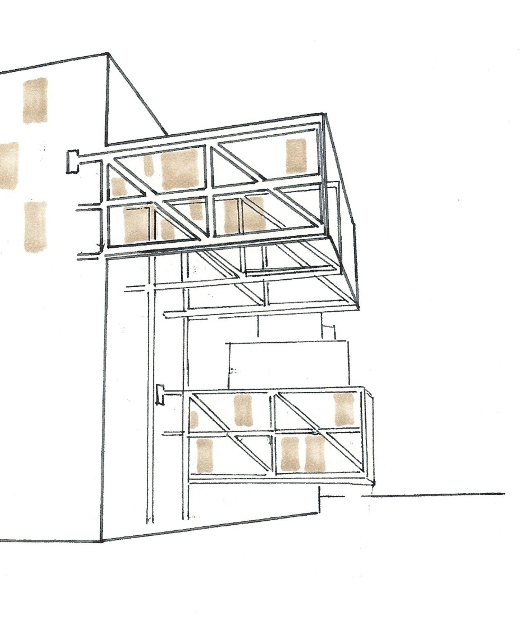 Risultati Immagini Per Wozoco Apartments Mvrdv Detail