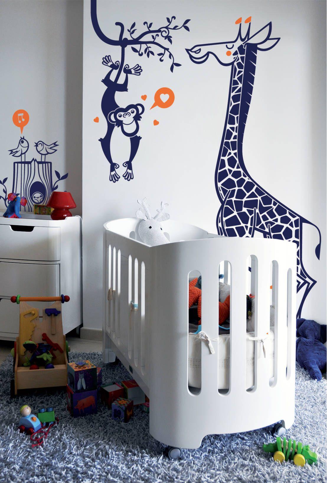 Stickers Enfants Kit Savane Accessoires Amp D 233 Corations