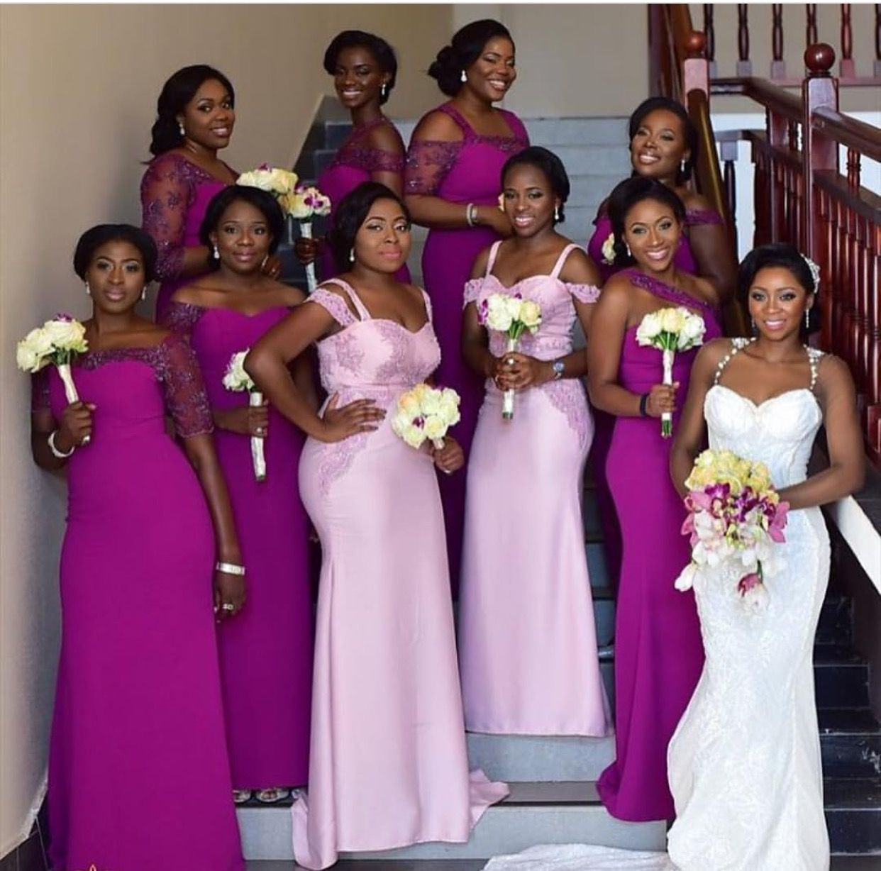 Pin de Vivace Princess en Bridesmaid | Pinterest