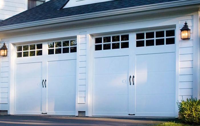 Garage Doors Openers Repair Okc Doortec Garage Doors Garage Doors White Garage Doors Garage Door Windows